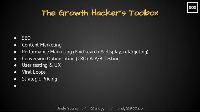 Growth Hacking for Startups Slide 11
