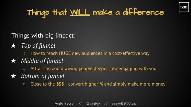 Growth Hacking for Startups Slide 18