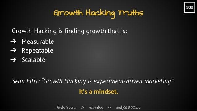 Growth Hacking for Startups Slide 19