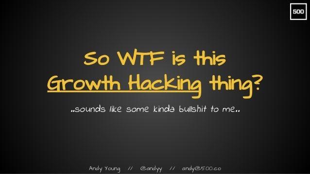 Growth Hacking for Startups Slide 8