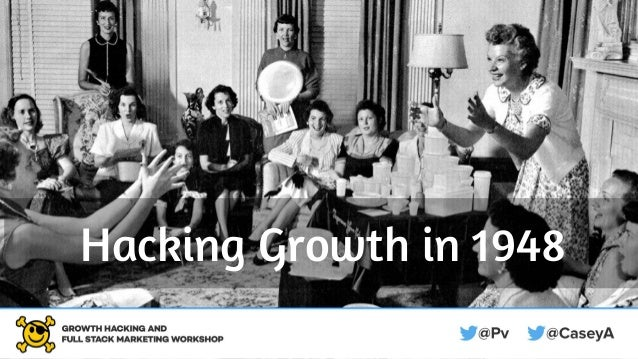 Hacking Growth in 1948