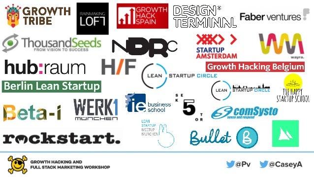 Thanks to our hosts: Wayra, NDRC, Rainmaking Loft, Rockstart, Hub:raum, Werk1, Sektor5, Design Terminal, and Beta-i. Also,...