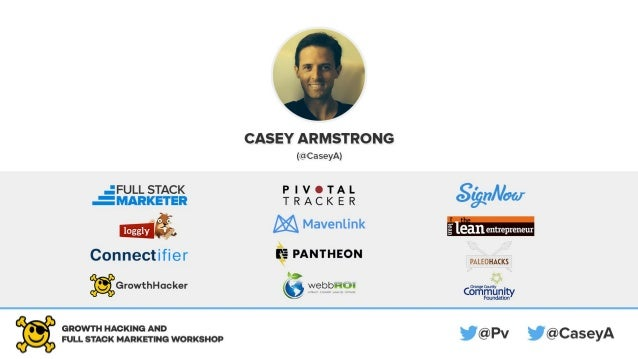 Casey Armstrong (@CaseyA)