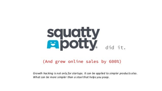 did it. (And grew online sales by 600%) Growth hacking is not only for startups. It can be applied to simpler products als...