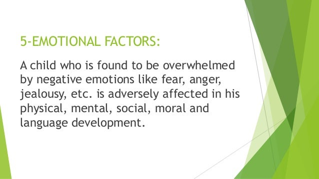 factors affecting physical social moral development in human beings Recognizing the importance of parental influence in social and behavioral development of self-esteem issues stemming from the physical and social changes.