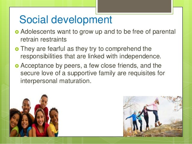 adolescent growth and development Adolescence: adolescence, transitional phase of growth and development between childhood and adulthood the world health organization defines an adolescent as any person aged 10 to 19 in many societies, however, adolescence is often equated with puberty learn more about the definition, features, and stages of adolescence.