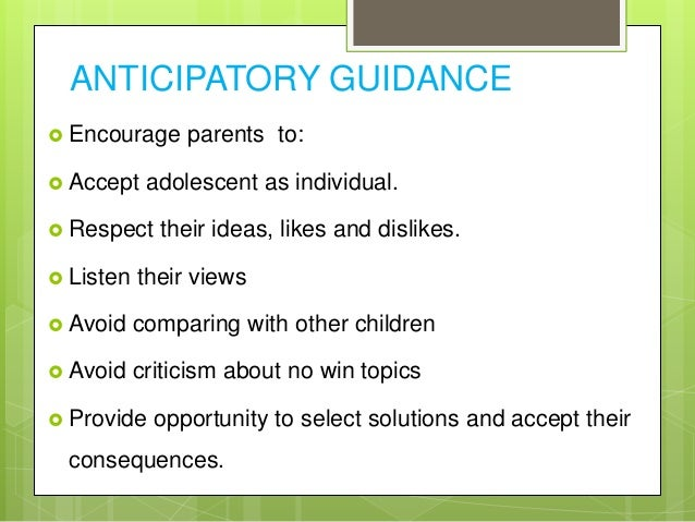 Anticipatory guidance for cognitive and social-emotional development: Birth to five years