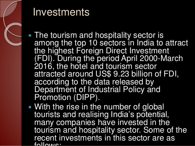 growth and development of tourism in india The ministry of tourism is the nodal agency for the development and promotion of tourism in india and maintains the incredible india campaign according to world travel and tourism.