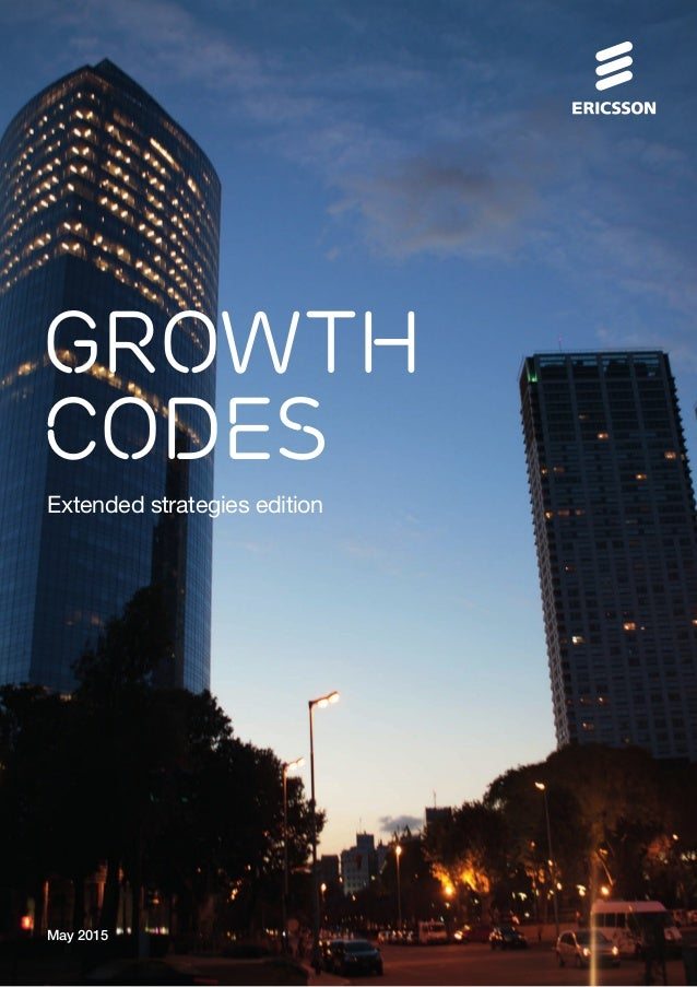GROWTH CODES Extended strategies edition May 2015