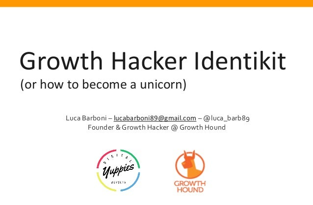 how to become a growth hacker