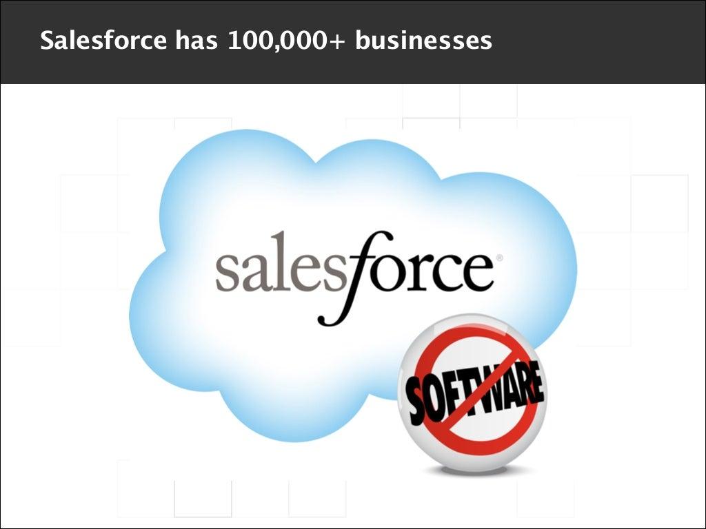 sales force .