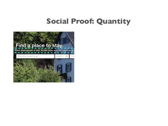 Social Proof: People