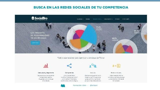 Growth Hacking CONECTA TU NEGOCIO CON EL EGO DEL CONSUMIDOR Formación Libre - @ortizan 3