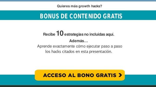 Growth Hacking CREA POP–UP DE SALIDA9 Formación Libre - @ortizan