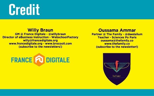 """""""Mais c'est quoi le Growth Hacking ?"""" par Oussama Ammar & Willy Braun"""