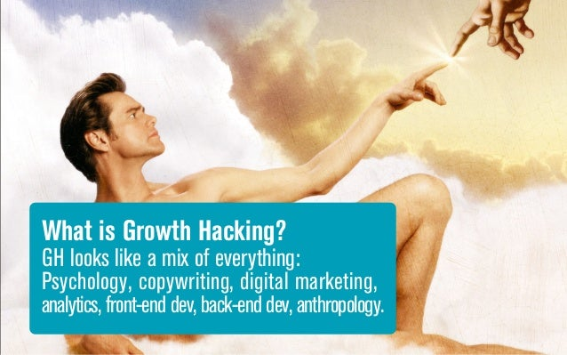 2. What is a growth hacker? If you wanted to recruit a GH, what would you look for?(Q/A)