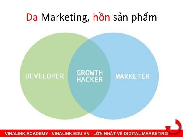 Da Marketing, hồn sản phẩm
