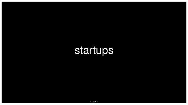 © comOn startups