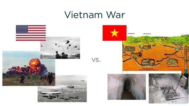 Vietnam War vs.