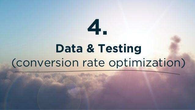 A/B test your copywriting +60%