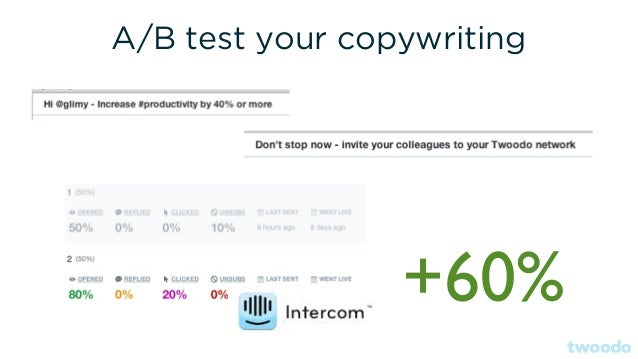 A/B test payment pages +16% sales