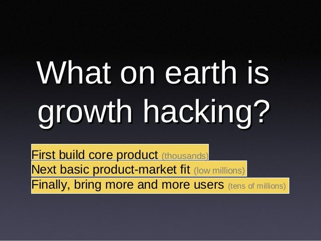 Is growth hacking an art? A science? Or a craft?