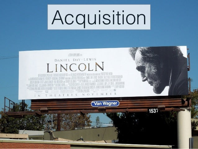Acquisition