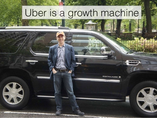 Uber is a growth machine