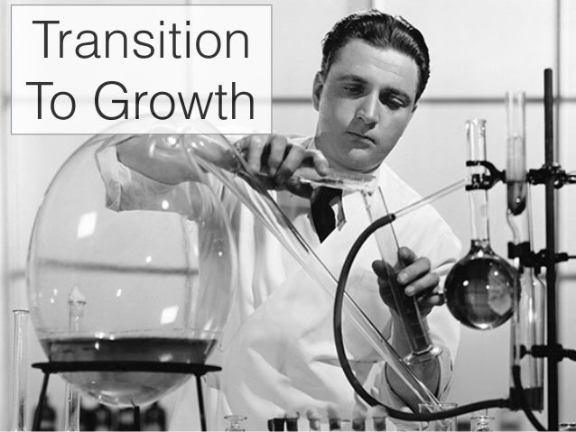 Transition  To Growth