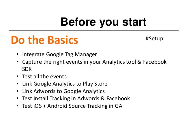 Growth Hacks: Practical Tips for your Mobile Apps Slide 3