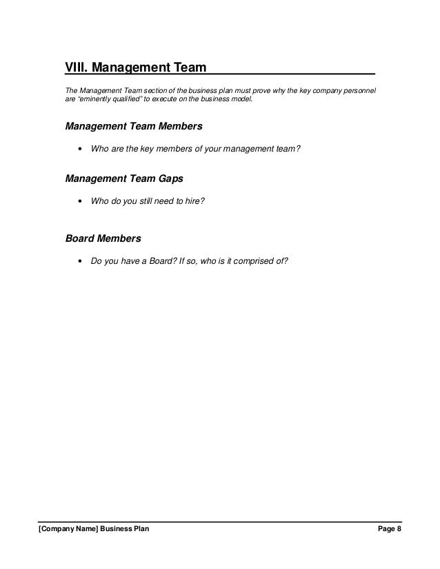 Growthink business plan template free download 11 company name business plan flashek Images