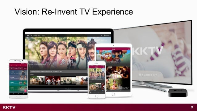 Design & Growth @ KKTV - uP!ck Sharing Slide 2