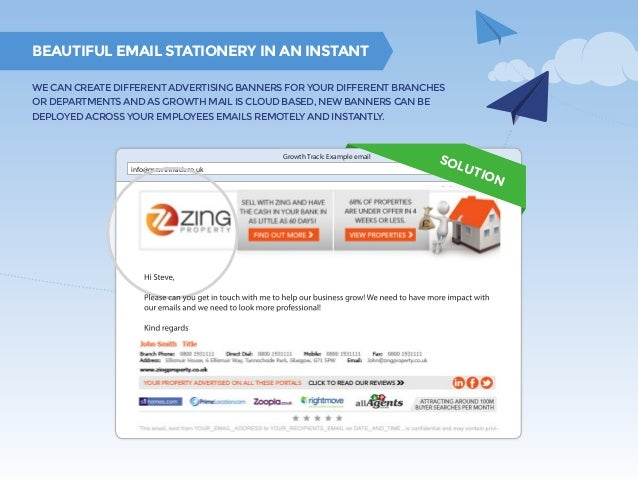 email staionary