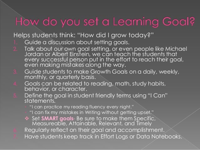 It is important to build upon students' self- concept and self-esteem to increase Growth Mindset.  To do this you will ...