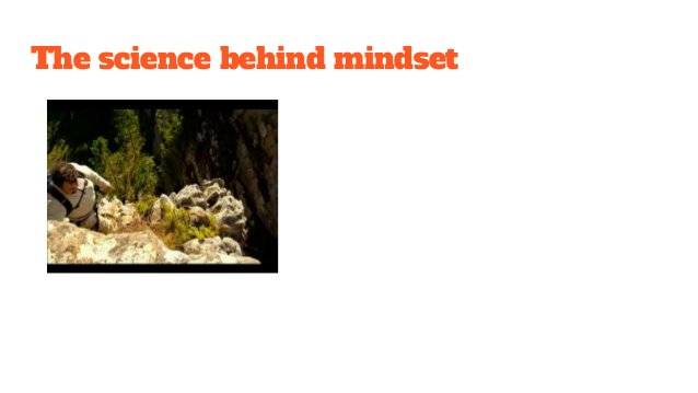 Times when I was in a… (worksheet) Fixed mindset: The result…..? Growth mindset: The result….? S2 Training and Development...