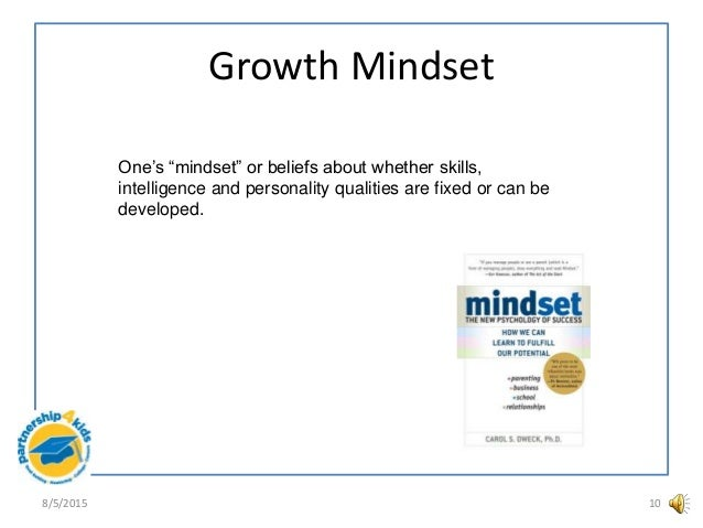 "the meaning of having a growth mindset Changing your mind: the benefits of a growth growth mindset people have a ""how can i do better"" method of think about how the meaning changes when you."