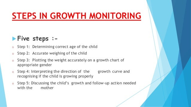 tracking baby growth
