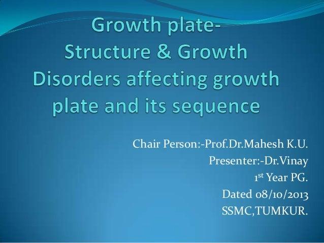 Chair Person:-Prof.Dr.Mahesh K.U. Presenter:-Dr.Vinay 1st Year PG. Dated 08/10/2013 SSMC,TUMKUR.
