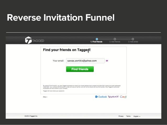 Reverse Invitation Funnel