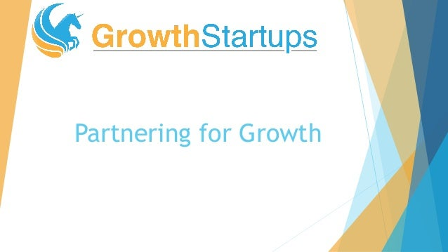 Partnering for Growth