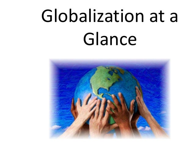 globalization and inequality A fundamental challenge posed by globalization is that global markets are inherently disequalizing, making rising inequality in developing countries more rather than less likely that was the view expressed by nancy birdsall, the founding president of the center for global development at the most.