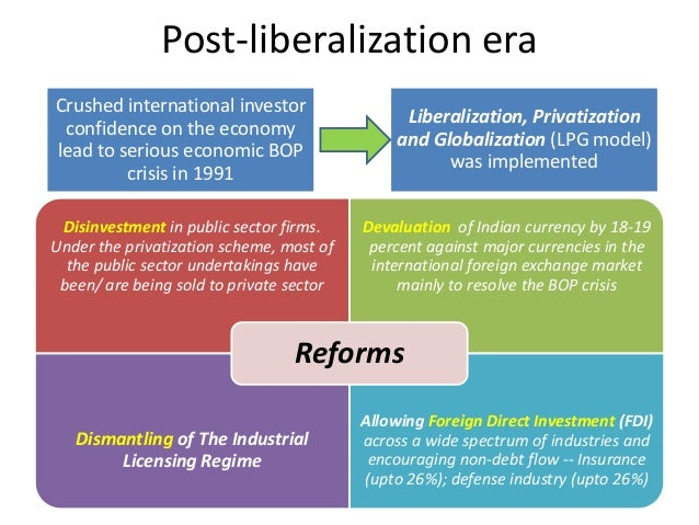 impact of liberalisation privatisation and globalisation on public administration Public administration challenges of liberalization, privatisation , globalisation impact of liberalisation on administration in.