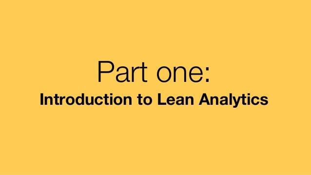 Growth Tribe: Alistair Croll startup workshop Lean Analytics & Growth Hacking Slide 3