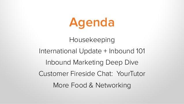 Grow with HubSpot - Sydney Event Deck Slide 3