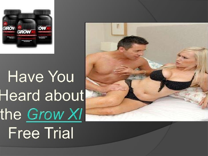 Grow XL gives you a better sexual prowesshttp://www.performanceinsiders.com/grow-xl.html