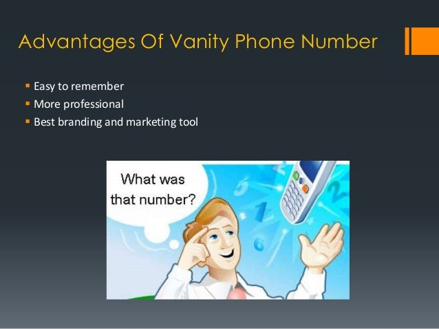 Grow Your Business With Vanity Phone Numbers; 2.