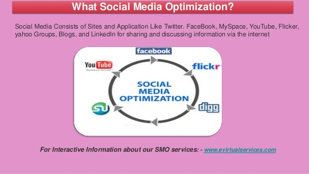 Grow your online Business with Social Media Optimization ...