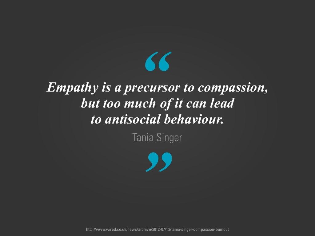 Tania Singer Empathy
