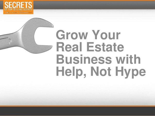 Grow Your Real Estate Business with Help, Not Hype (Youtility) - Jay