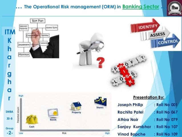 Risk management assignment in banking sector case study